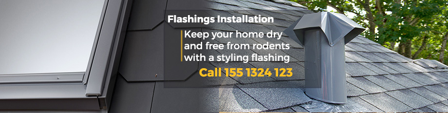 lead flashing installation auckland
